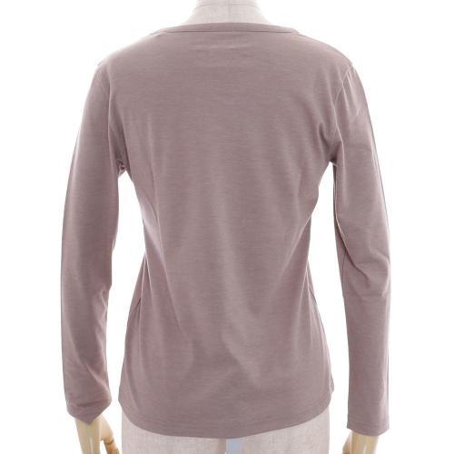 カリマー(karrimor) テント ウィメンズ ロングT tent W's long T 21802W151-Mocha 長袖Tシャツ(Lady's)