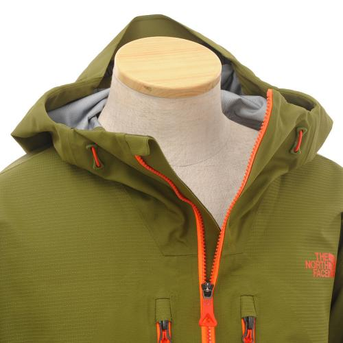 ノースフェイス(THE NORTH FACE) FUSE BRIGANDINE JACKET NS51455 GI メンズ スノーウェア(Men's)