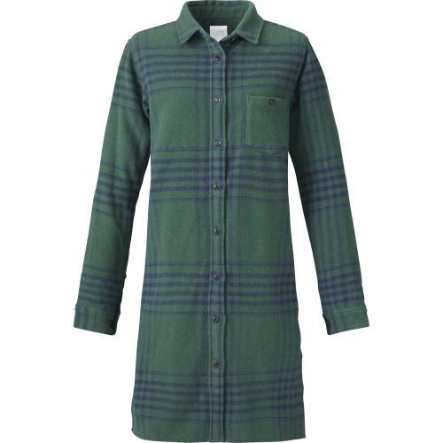 ノースフェイス(THE NORTH FACE) ウールワンピース Wool Onepiece NRW61408 G ウィメンズ シャツワンピース(Lady's)