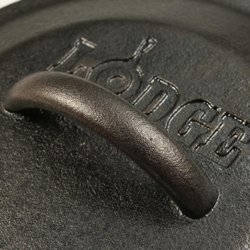 エイアンドエフ(A&F) ロッジ LODGE ロジック スキレットカバー 10-1/4インチ L8IC3 19240026000010 キャンプ用品 調理器具(Men's、Lady's)