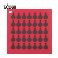 エイアンドエフ(A&F) ロッジ LODGE シリコーン スクエア トリベットスキレットロゴ AS7S 19240095004000 キャンプ用品 調理器具(Men's、Lady's)