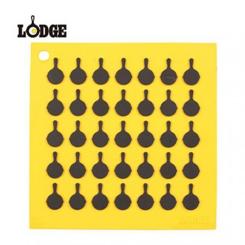 エイアンドエフ(A&F) ロッジ LODGE シリコーン スクエア トリベットスキレットロゴ AS7S 19240095006000 キャンプ用品 調理器具(Men's、Lady's)