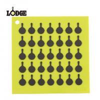 エイアンドエフ(A&F) ロッジ LODGE シリコーン スクエア トリベットスキレットロゴ AS7S 19240095008000 キャンプ用品 調理器具(Men's、Lady's)