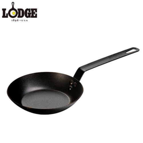 エイアンドエフ(A&F) ロッジ LODGE シーズンスチール スキレット 8インチ CRS8 19240153000008 キャンプ用品 調理器具(Men's、Lady's)