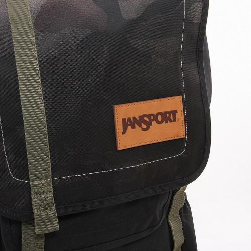 ジャンスポーツ(JANSPORT) ハチェット Hatchet ブラックカモフェイド Black Camo Fade(0BL) T52S0BL バックパック タウンユース(Men's、Lady's)
