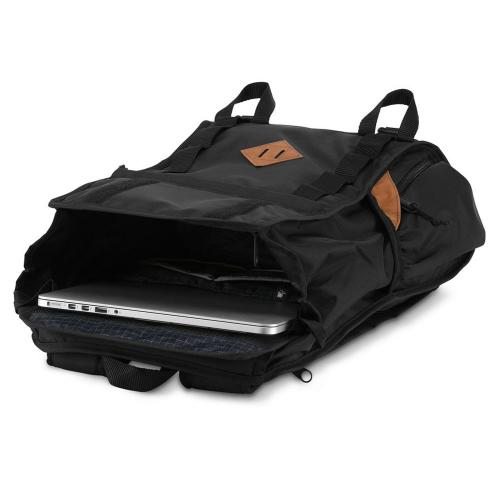 ジャンスポーツ(JANSPORT) アイアンサイト Iron Sight T69V0BJ Black Ballistic Nylon(Men's、Lady's)