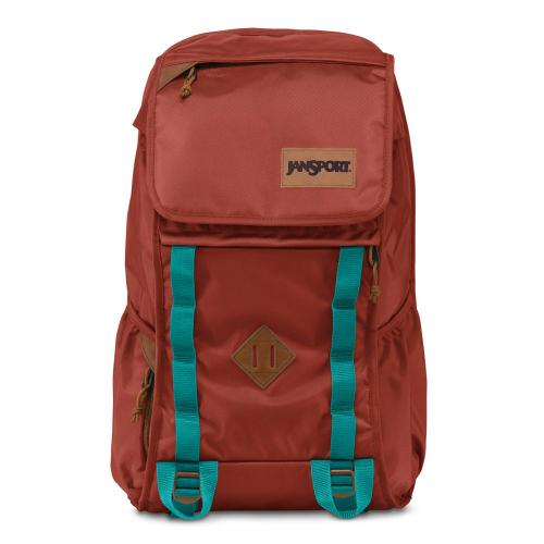 ジャンスポーツ(JANSPORT) アイアンサイト Iron Sight T69V0BK Burnt Henna B Nylon(Men's、Lady's)