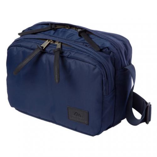 グレゴリー(GREGORY) ASCEND MINI SHOULDER BAG ショルダーバック 732151438-インディゴ(Men's、Lady's)