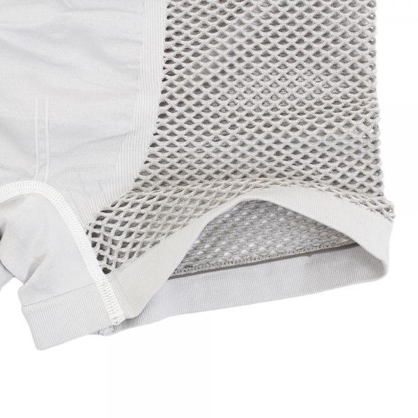 ミレー(Millet) ドライナミックメッシュ ボクサー DRYNAMIC MESH BOXER MIV01250-2601 Light grey メンズ ベースレイヤー(Men's)