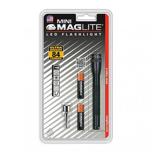 エイアンドエフ(A&F) MAG-LITE ミニマグライト 2AAA LED ブリスターパック ブラック(Men's、Lady's)