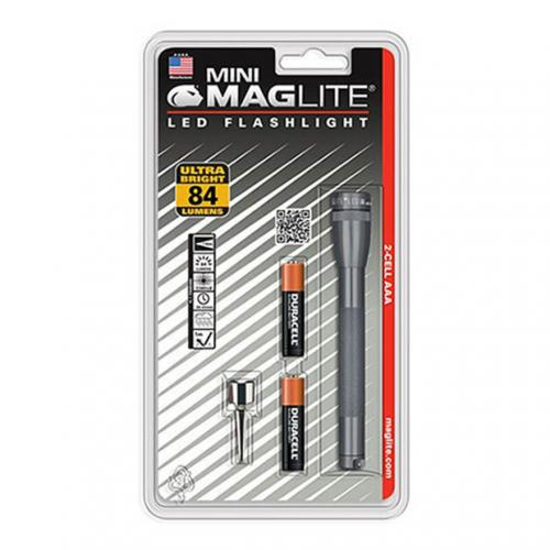 エイアンドエフ(A&F) MAG-LITE ミニマグライト 2AAA LED ブリスターパック グレー(Men's、Lady's)