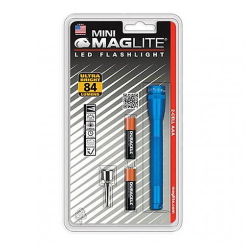 エイアンドエフ(A&F) MAG-LITE ミニマグライト 2AAA LED ブリスターパック ブルー(Men's、Lady's)