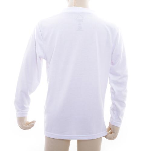 シェラデザインズ(SIERRA DESIGNS) キッズ ロゴ L/S Tシャツ 20904414 (Jr)
