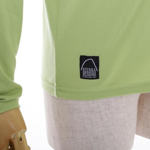 シェラデザインズ(SIERRA DESIGNS) ハイキング ボウブンL/STシャツ 20904412 防蚊 UVカット 抗菌 吸汗 速乾(Men's)