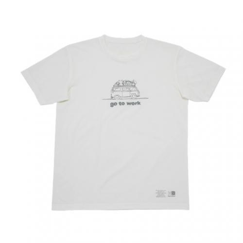カリマー(karrimor) ワーク T work T 51803M162-White メンズ 半袖Tシャツ(Men's)