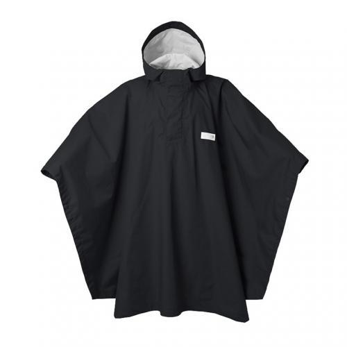 カリマー(karrimor) ポンチョ poncho 81150U162 Black レインウェア(Men's、Lady's)