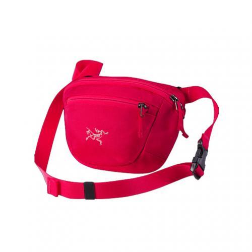 アークテリクス(ARC'TERYX) MAKA 1 L06598700 Pink Tulip ショルダーバッグ ウエストバッグ(Men's、Lady's)