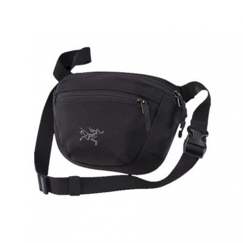 アークテリクス(ARC'TERYX) マカ1 ウエストパック Maka 1 Waistpack L06599100 Black ショルダーバッグ(Men's、Lady's)