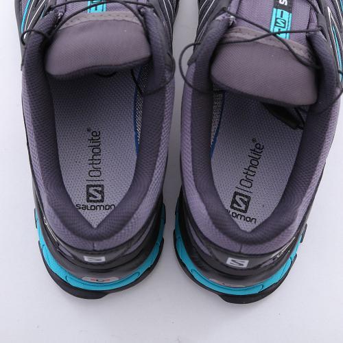 サロモン(SALOMON) Kiliwa GTX W AUTOBAHN/ASPHALT/TEAL BLUE F L38143700 防水透湿(Lady's)