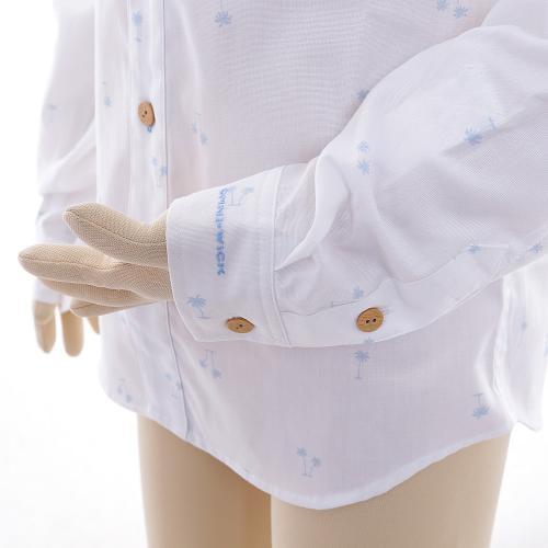 コロンビア(Columbia) トリップライトシャツ Trip Lite Shirt PY7042 125 キッズ 半袖シャツ(Jr)