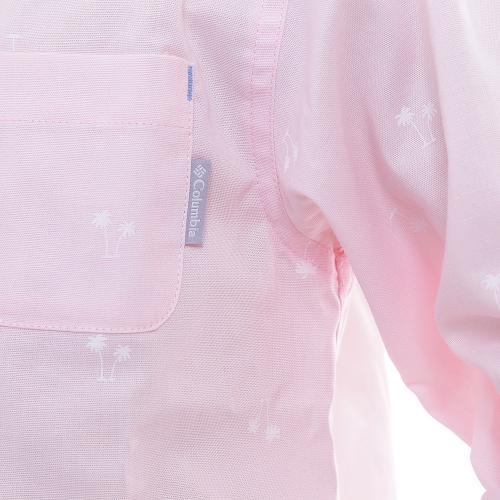 コロンビア(Columbia) トリップライトシャツ Trip Lite Shirt PY7042 952 キッズ 半袖シャツ(Jr)