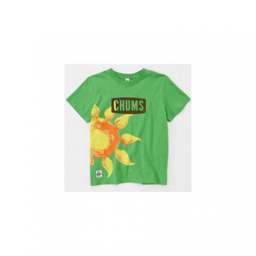 チャムス(CHUMS) Sun Shine Boat Logo T-Shirt 半袖 Tシャツ CH01-1126(Men's)