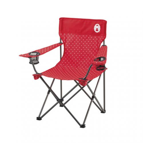 コールマン(Coleman) リゾートチェア レッドドット 2000026734 折りたたみ椅子 キャンプ(Men's、Lady's)