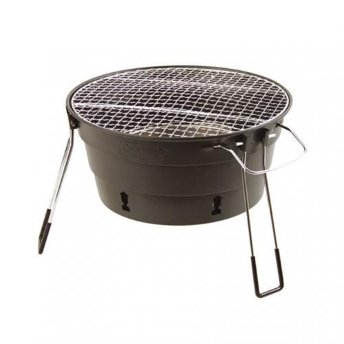 コールマン(Coleman) パックアウェイ グリル2 ブラック 2000027319 調理器具 コンロ バーベキュー(Men's、Lady's)