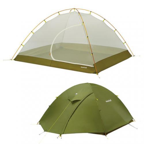 モンベル(mont-bell) レラドーム 4型 1122530 THYM キャンプ用品 テント(Men's、Lady's)