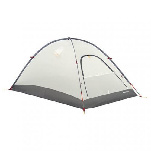 モンベル(mont-bell) ステラリッジ テント2 本体 1122533 GY キャンプ用品 テント(Men's、Lady's)