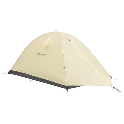 モンベル(mont-bell) ステラリッジ テント2 フライシート オフホワイト 1122537 OF キャンプ用品 テント フライシート(Men's、Lady's)