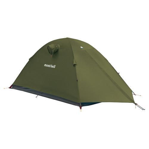 モンベル(mont-bell) ステラリッジ テント2 フライシート タイム 1122537 THYM キャンプ用品 テント フライシート(Men's、Lady's)