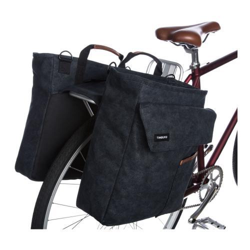 ティンバックツー(Timbuk2) SUNSET BICYCLE PANNIER サンセット パニアー 675-3-1071 Black サドルバッグ (Men's、Lady's)