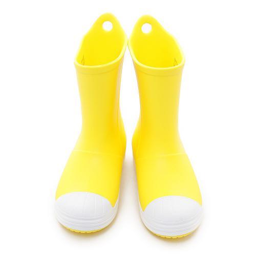 クロックス(crocs) クロックス バンプ イット ブーツ キッズ crocs bump it boot kids 203515 レインブーツ 長靴(Jr)