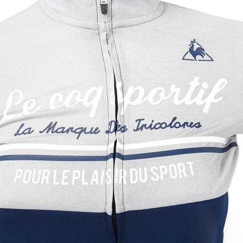 ルコック スポルティフ(Lecoq Sportif) ドゥースモードコンフォートジャージ レディース 女性 長袖ジャージ 自転車ウエア QC-845763 NVY ネイビー(Lady's)