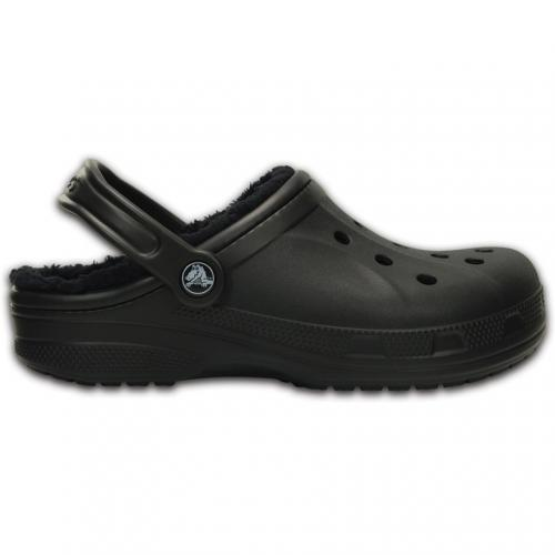 クロックス(crocs) ウィンタークロッグ Winter Clog Black/Black 203766 060 サンダル (Men's、Lady's)