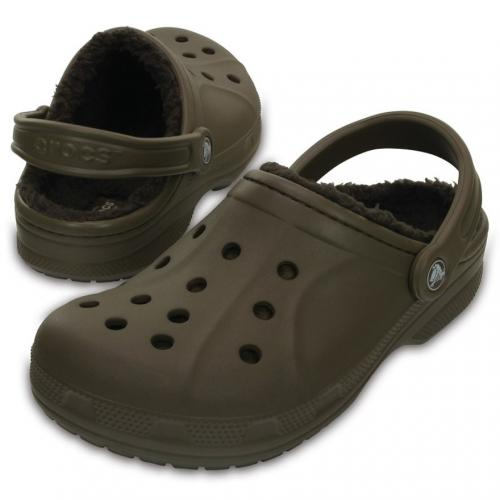 クロックス(crocs) ウィンタークロッグ Winter Clog Wal/Esp 203766 23J サンダル (Men's、Lady's)