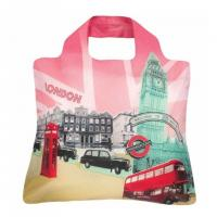 ワタナベ Envirosax Travel Bag London EVRECO-TR-B4 エコバッグ(Men's、Lady's)