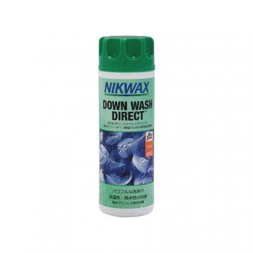 エバニュー(EVERNEW) NIKWAX ニクワックス ダウンウォッシュダイレクト 300ml ダウン専用 洗剤 EBE1K1(Men's、Lady's)