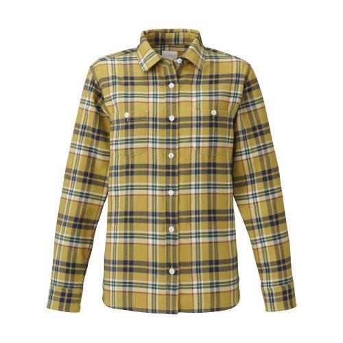 ノースフェイス(THE NORTH FACE) L/S Thermolite Shirt @NRW61508 Y(Lady's)