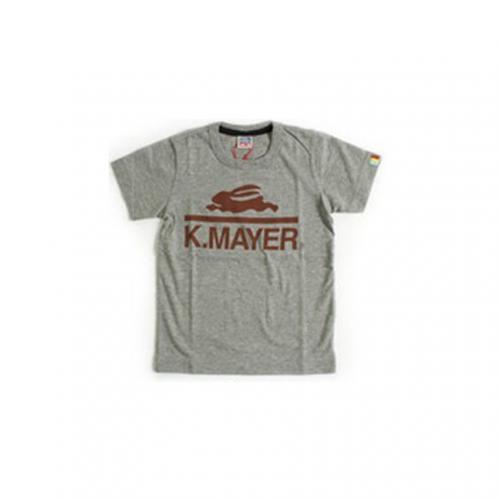 クリフメイヤー(KRIFF MAYER) クリフメイヤー KRIFF MAYER フライングラビット ブランドロゴTEE ジュニア半袖Tシャツ 1556000K(Jr)