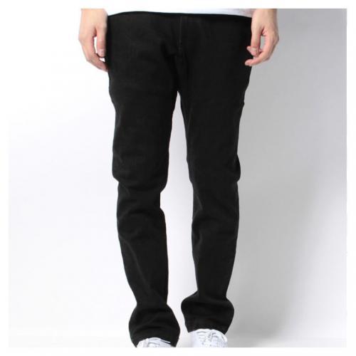グラミチ(GRAMICCI) デニムNNパンツ DENIM NN-PANTS 0816-DEJ Black One Wash メンズ ロングパンツ(Men's)