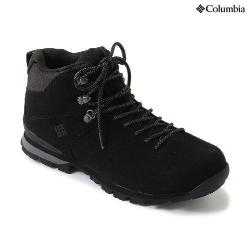 コロンビア(Columbia) メテオオムニテック Meteor Omni-Tech YU3769 010 Black ユニセックス トレッキングシューズ(Men's、Lady's)