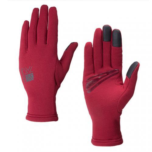 カリマー(karrimor) PS グローブ +d PS glove +d 82703A161 保温 タッチパネル対応(Men's、Lady's)