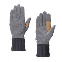 カリマー(karrimor) ロナ グローブ +d rona glove +d 82706A161-Grey フリース タッチパネル対応(Men's)