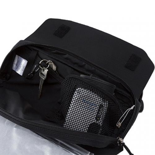 37352edd4a82 ... ノースフェイス(THE NORTH FACE) フロントアクセサリーポケット Front ACC Pocket NM91655 K ブラック  ...