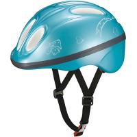 OGK-KABUTO CHABBY チャビー ジュニア 子供用 自転車ヘルメット 226877 BL ブルー(Jr)