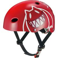 OGK-KABUTO FR-KIDS ジュニア 子供用 自転車ヘルメット 226836 モンスターレッド  (Jr)
