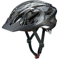 OGK-KABUTO WR-J ジュニア 子供用 自転車ヘルメット 226816 BK セルバブラック(Jr)