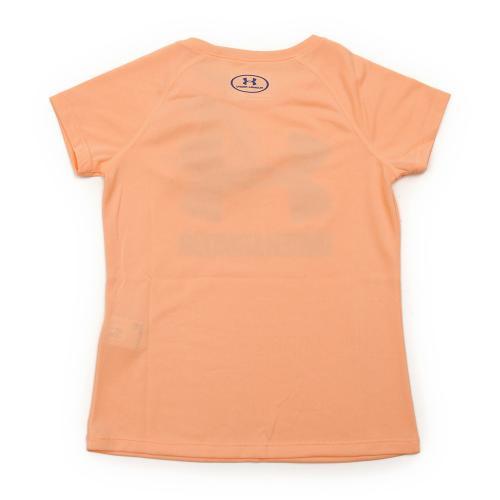 アンダーアーマー(UNDER ARMOUR) ソリッド ビッグロゴ Tシャツ #1299322 PLP/DEP AT(Jr)